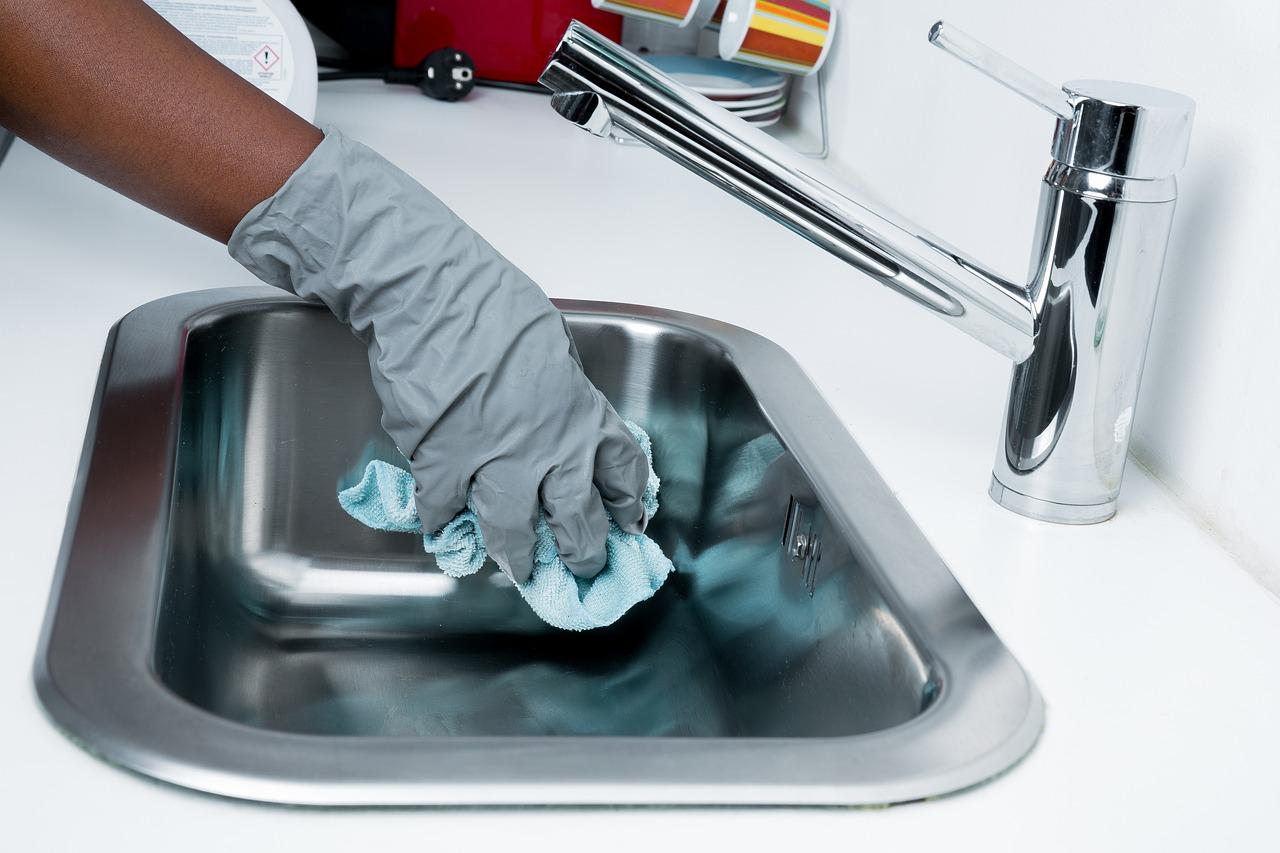 Nettoyage des Sanitaires & Kitchenettes
