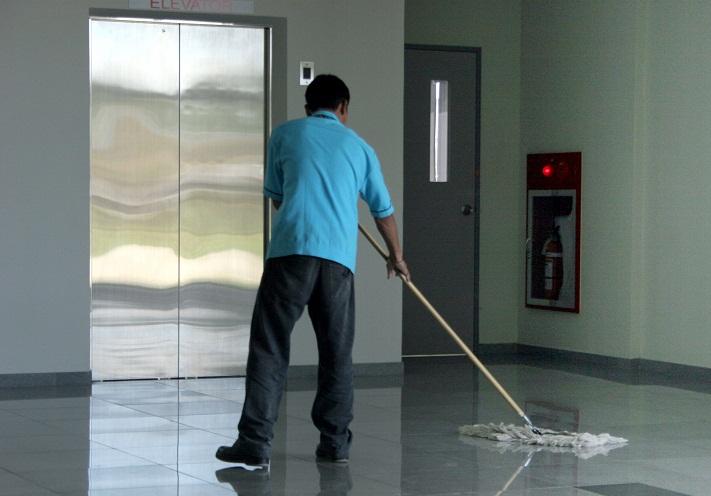 Nettoyage d'immeuble en copropriété (3)