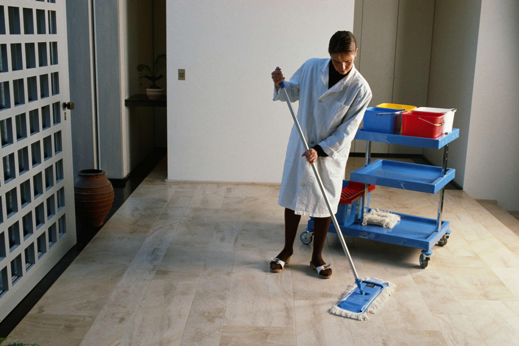Nettoyage d'immeuble en copropriété (4)