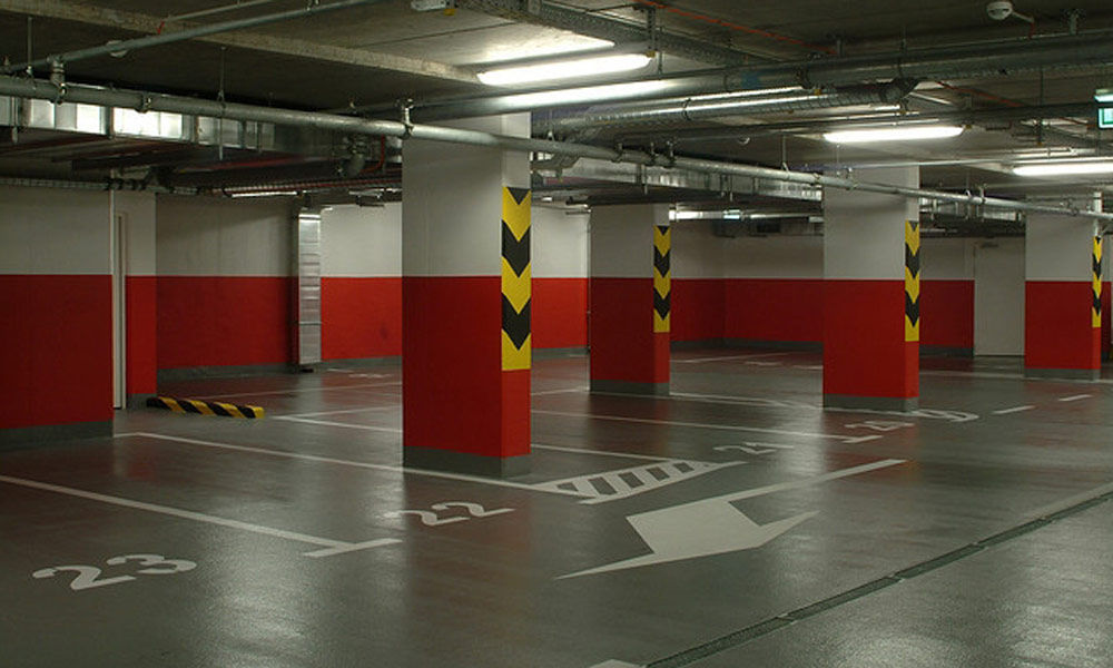 Nettoyage et Entretien des parkings