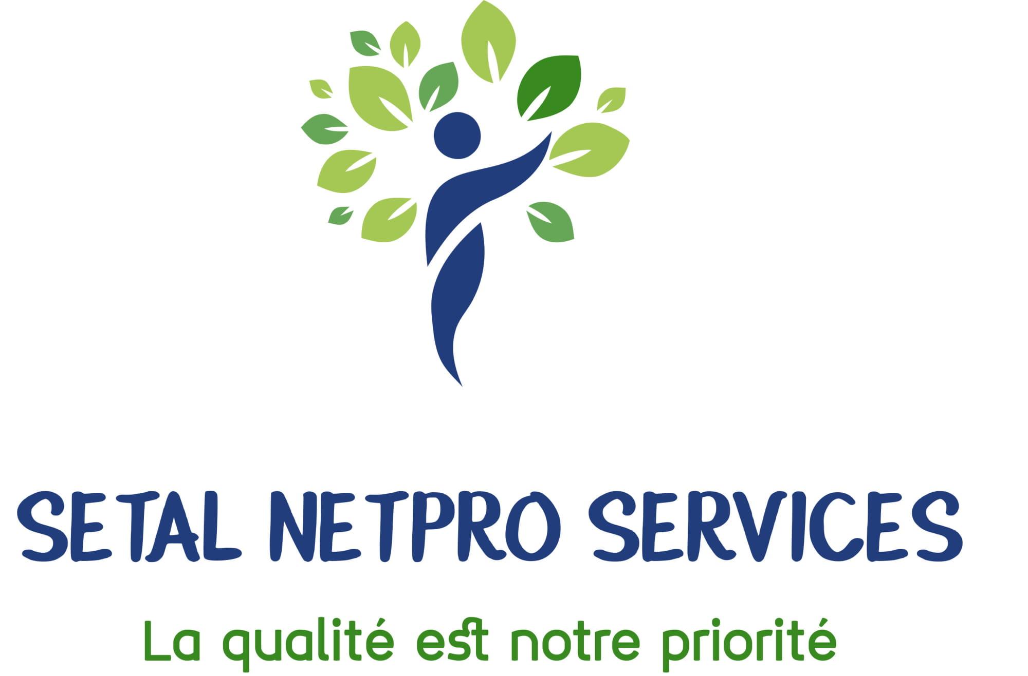 SETAL NETPRO SERVICES LOGO