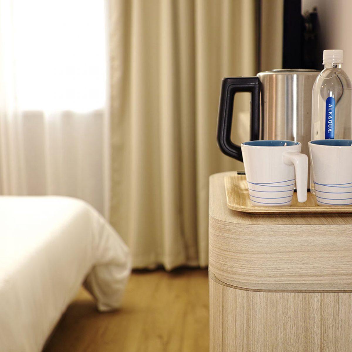 nettoyage chambre hotel